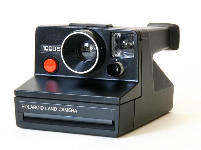 Polaroid 1000s