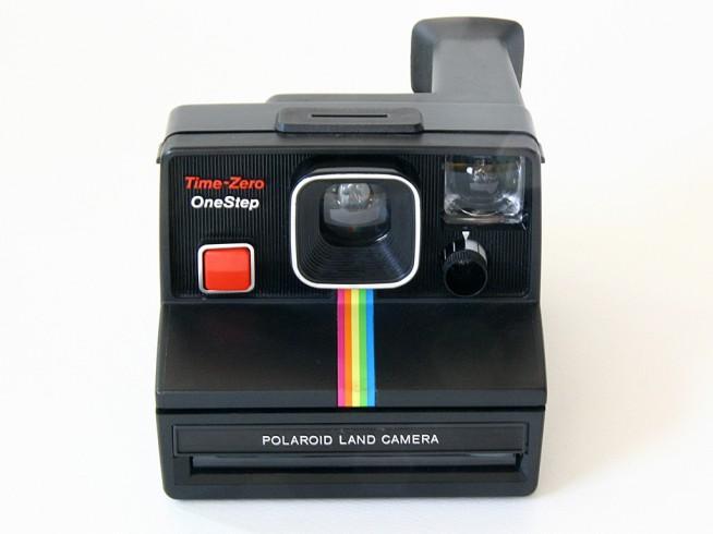 Polaroid Time-Zero OneStep
